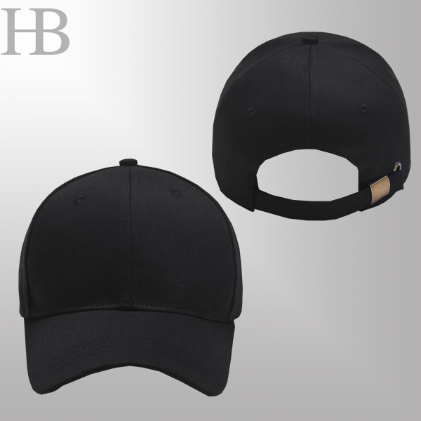 Promotional Black Baseball Hat