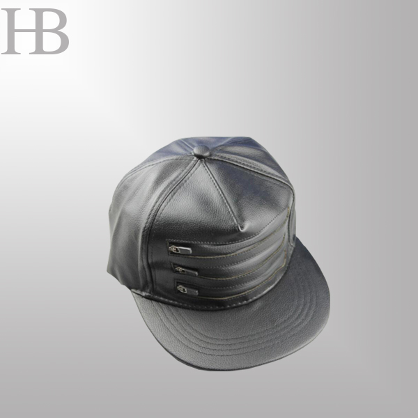Zip Pockets Sport Cap