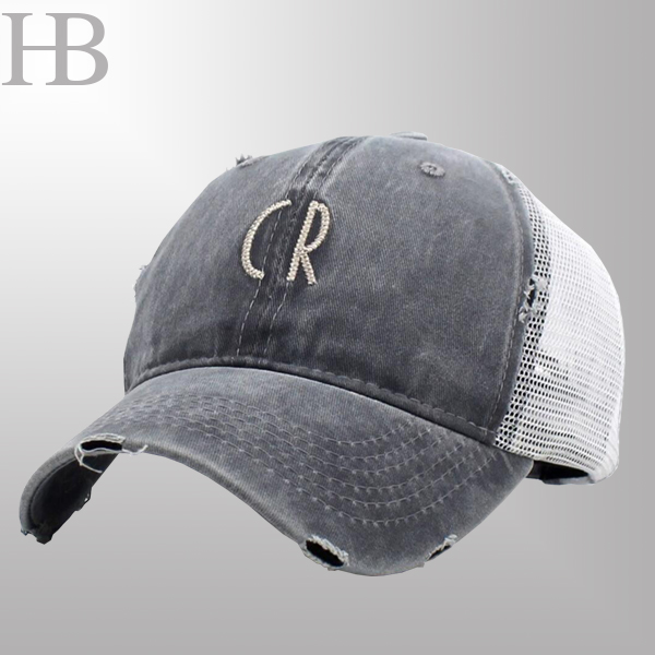 100%Cotton Promotional Custom Logo Baseball Cap