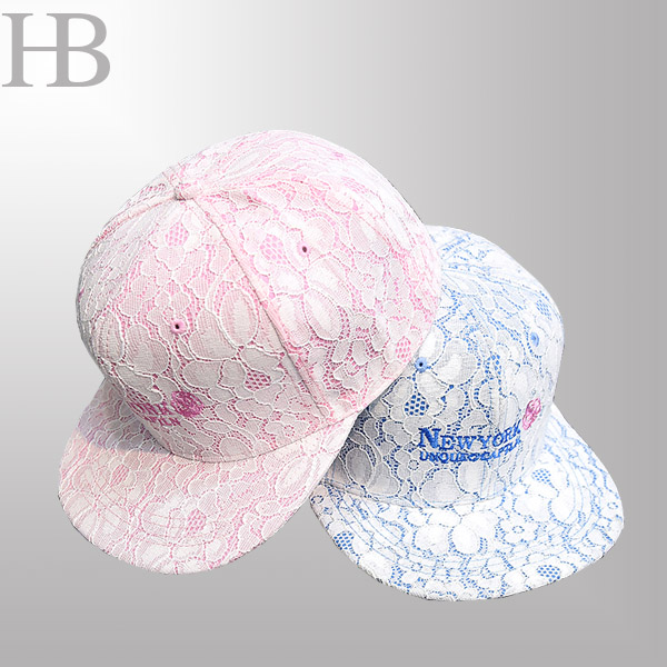 Lace Girl Sport Cap